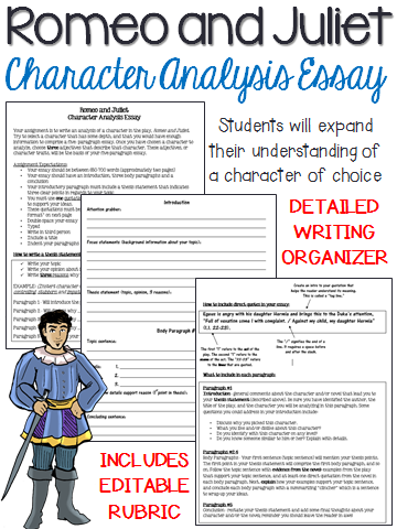 Character education essay