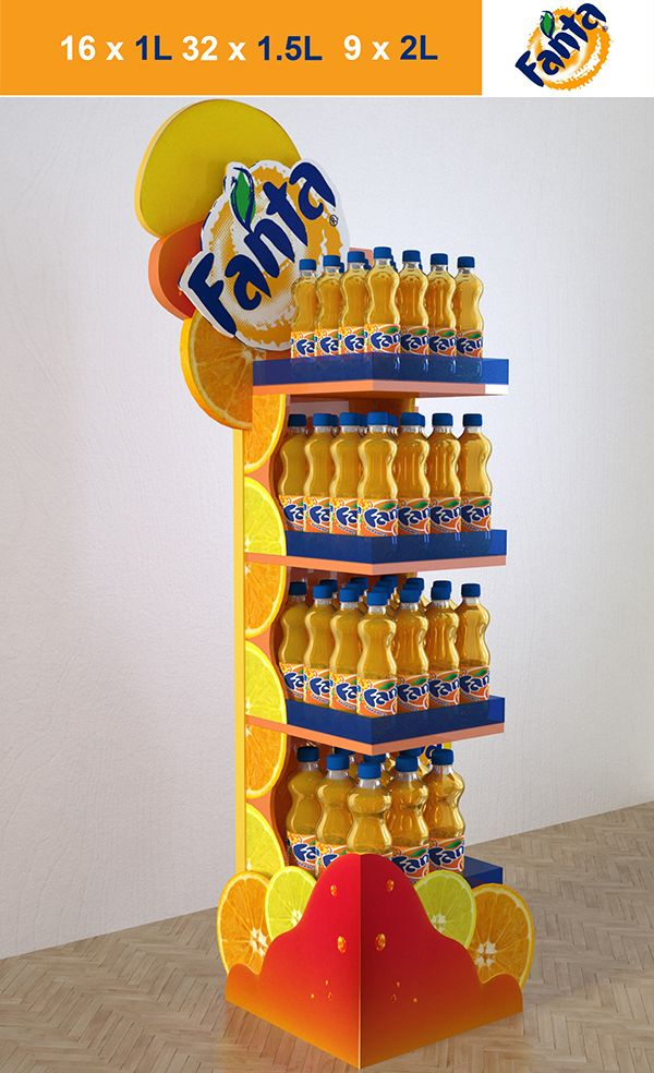 FANTA Various Trade Equipment on Behance