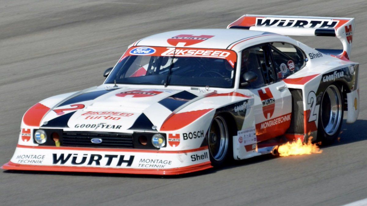 Ford Zakspeed Capri Turbo Gr 5 Ford Motorsport Ford Capri Car Ford