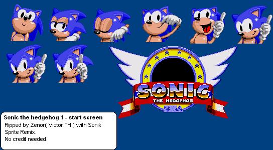 Sonic The Hedgehog Sprite Sheets Sega Genesis 16 Bit Sonic Galaxy Net A Super Sonic Fan Site Sonic Sprite Hedgehog