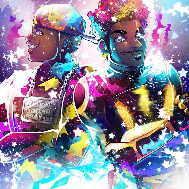 Saved on Spotify Panini DaBaby Remix by Lil Nas X
