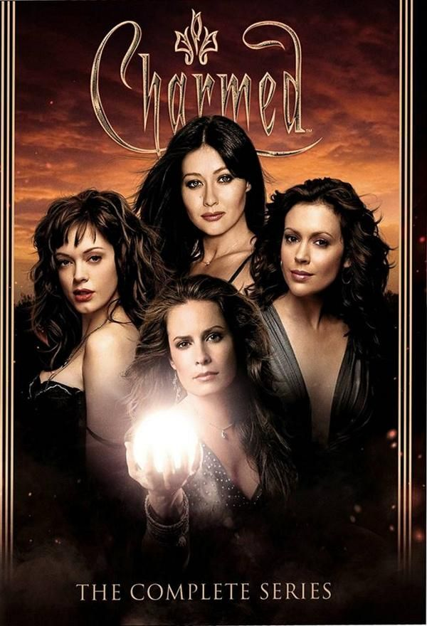 Charmed Poster Posteres De Filmes Serie De Televisao Doherty