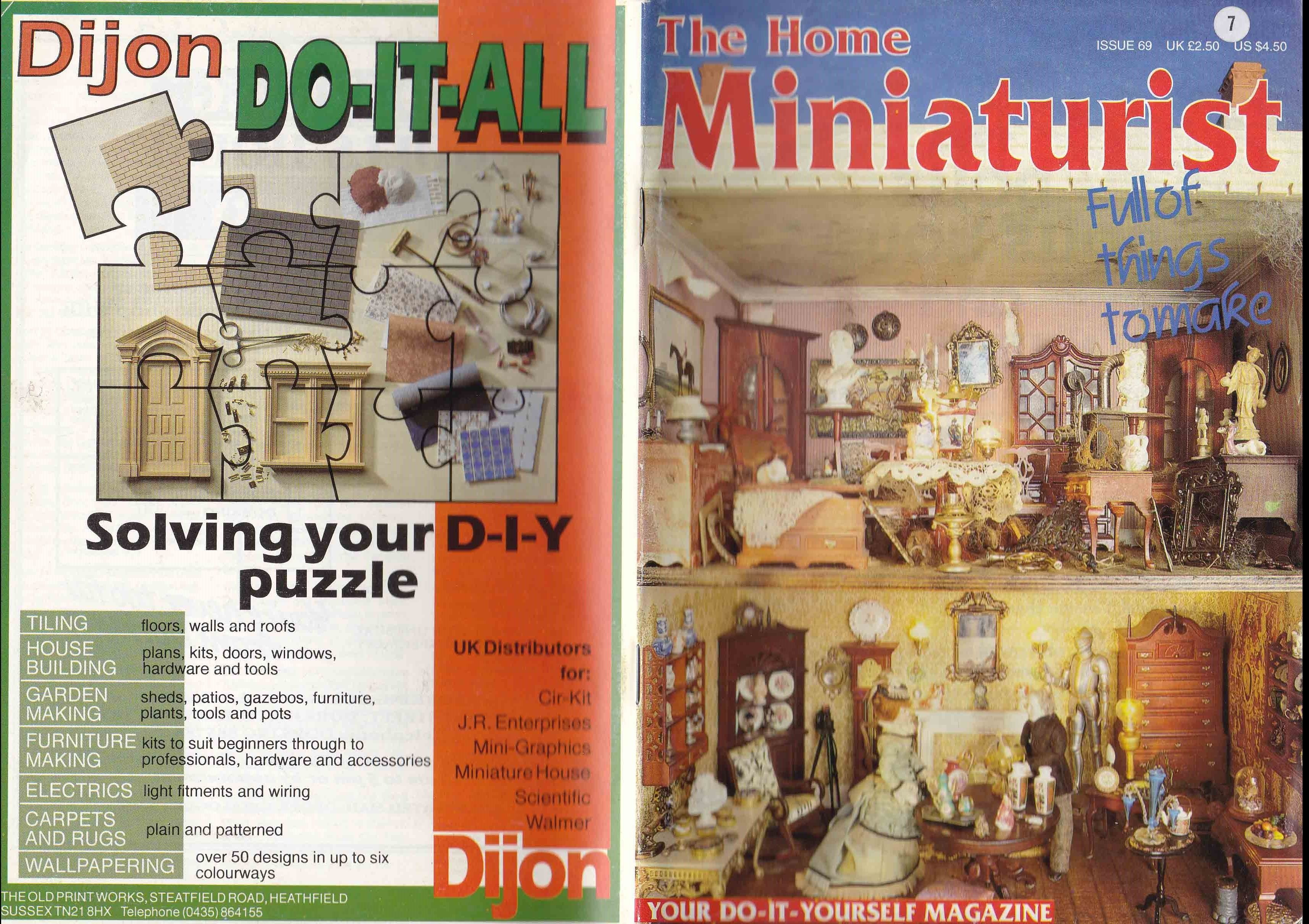 Pin By Taina Ingstrm On Barbies Printables 12 Pinterest Building Wiring Books Mini Book Stuff Magazine Covers Barbie Miniatures Miniature Cover Doll