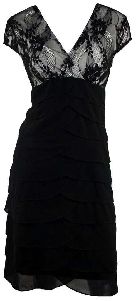 Black Dresses Size 16