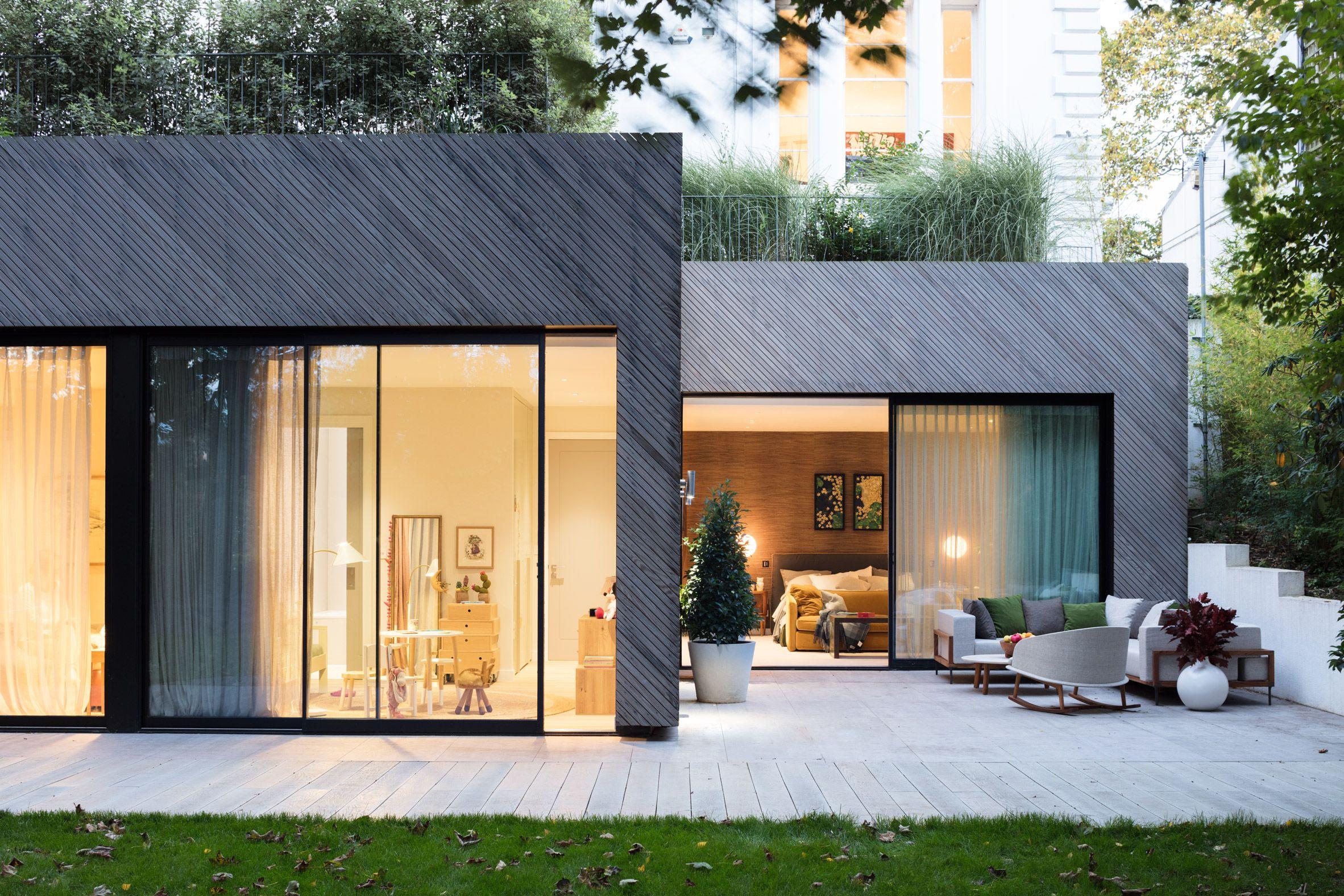 Pin von Voronoi auf Architektur | Pinterest | Moderne häuser ...