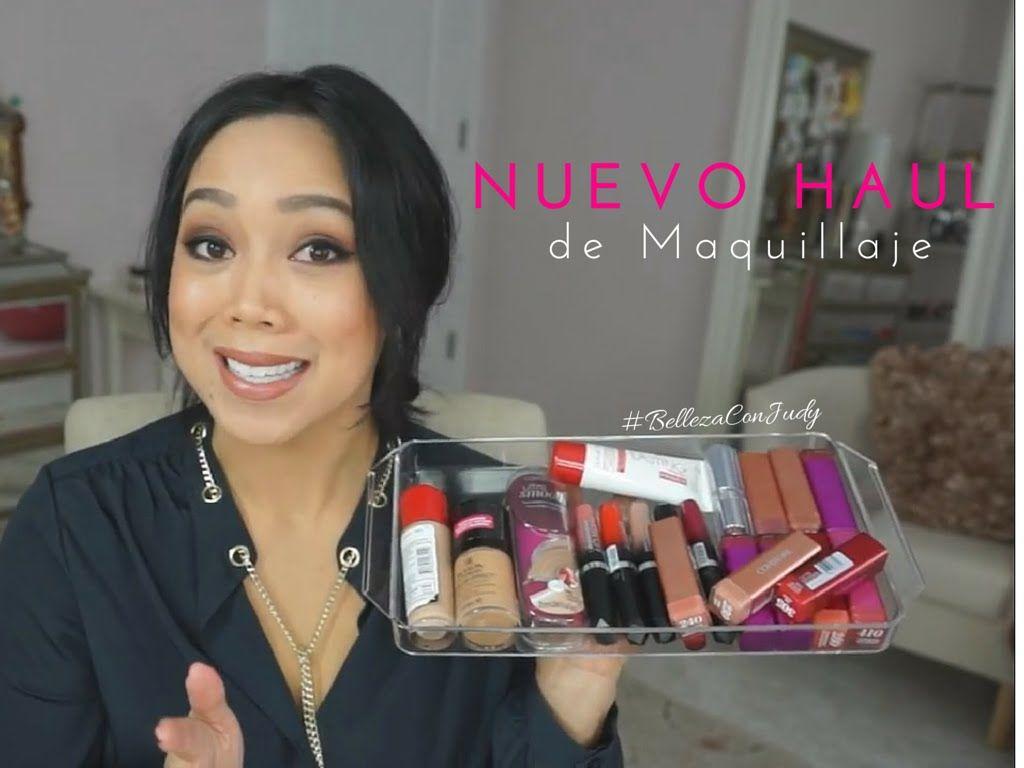¡¡Nuevo Haul de maquillaje!! | #BellezaConJudy