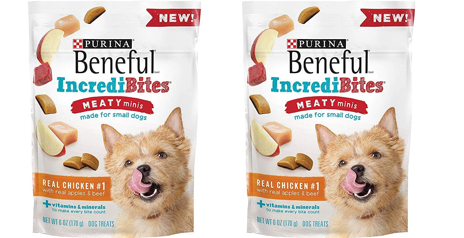 Purina Beneful Incredibites Meaty Minis Real Chicken With Real
