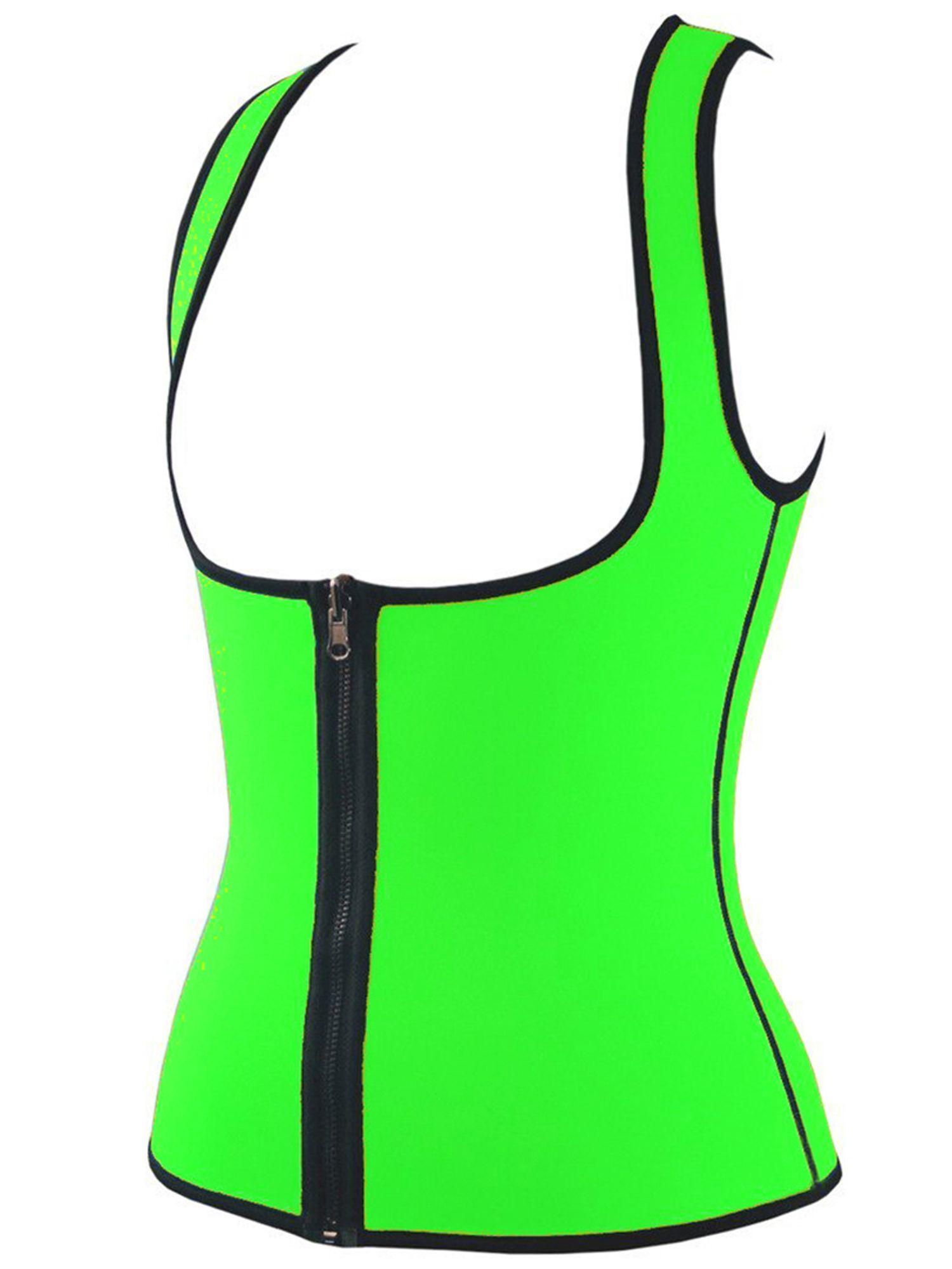 684da6940b SAYFUT Women s Shapewear Slimming Vest Waist Trainer Body Shaper Corset Hot  Sweat Neoprene Weight Loss Tank Top Tummy Control Sauna Suit Trainer