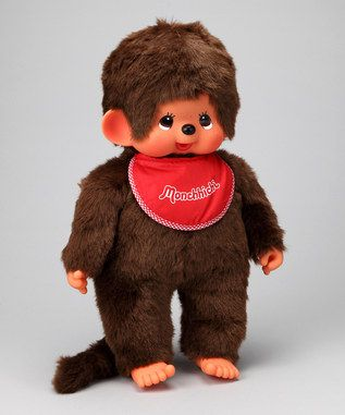 Does anyone remember these? Little Monchhichi <3