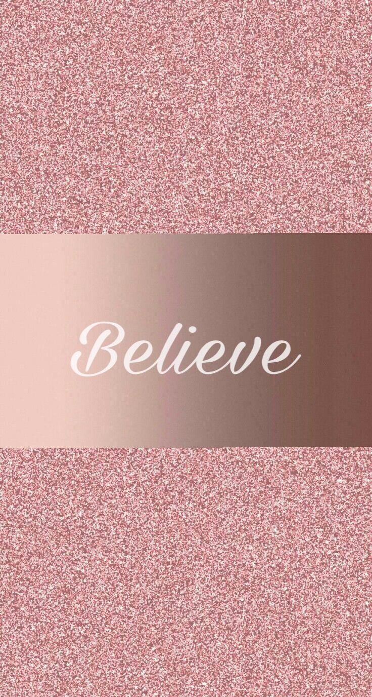 Believe in yourself motivational quote. Love the rose pink background and solid rose pink strip. This is such a beautiful message!  || Ledyz Fashions - www.ledyzfashions.com