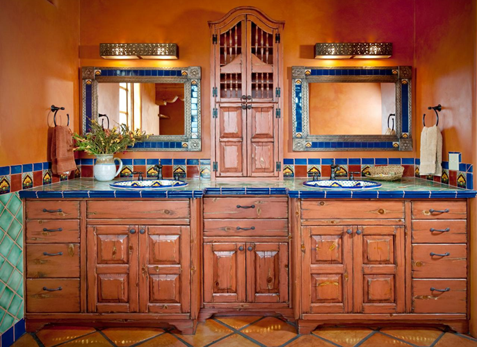 5 Traditional Kitchen Ideas To Mark Your Cultural Heritage Traditional Kitchen Mexican Style