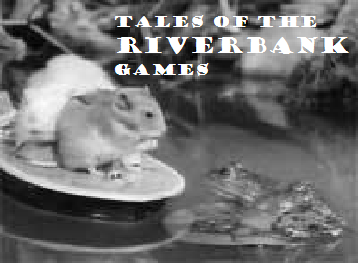 Tales of the Riverbank - 1960's BBC TV show we watched on Sundays ...