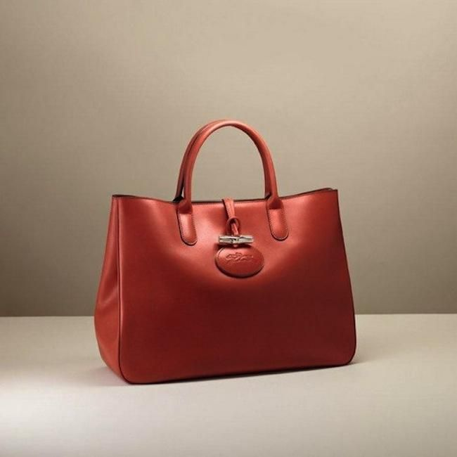 Le Roseau Heritage par Longchamp : une Tradition Familiale | Bags ...