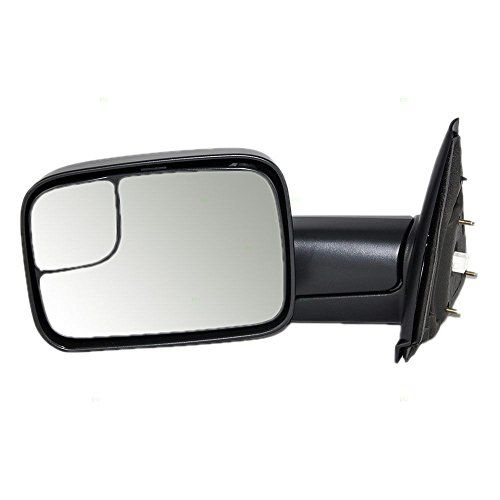 2500 3500 2002-2009 New Right Side Heated FlipUp Mirror For Dodge Ram 1500