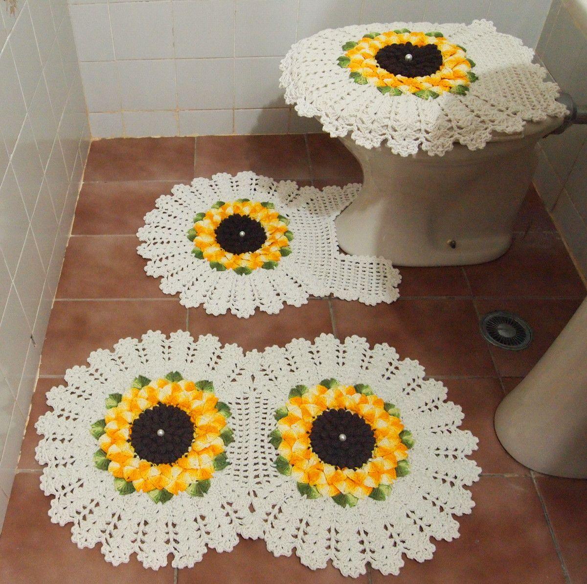 era jogo-de-banheiro-com-flor-mega-girassol-barroco