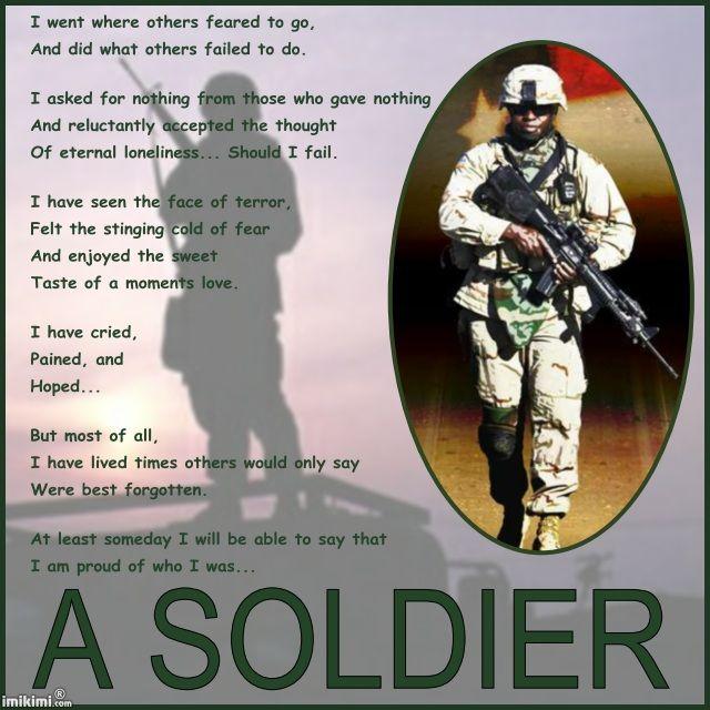 a-soldiers-poem.jpg (640×640)   Soldiers   Pinterest   American ...
