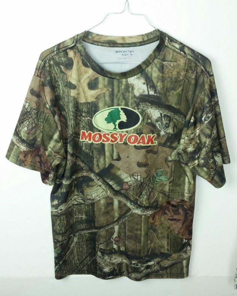 a1d86b7578c29 Mossy Oak Youth XXL 18 Shirt Camo Camouflage Break Up Infinity Short Sleeve  #MossyOak #TShirt