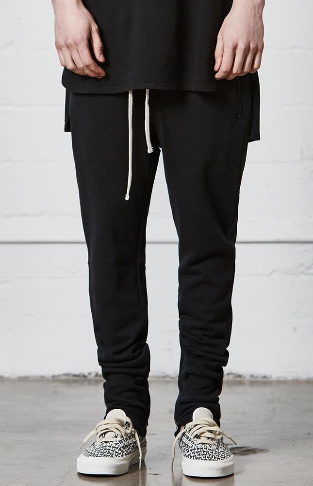 Fear of god fog x pacsun essentials drawstring pants joggers