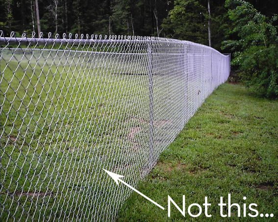 6 Decorated Chain Link Fences Painted Chain Link Fence Chain Link Fence Fence Art