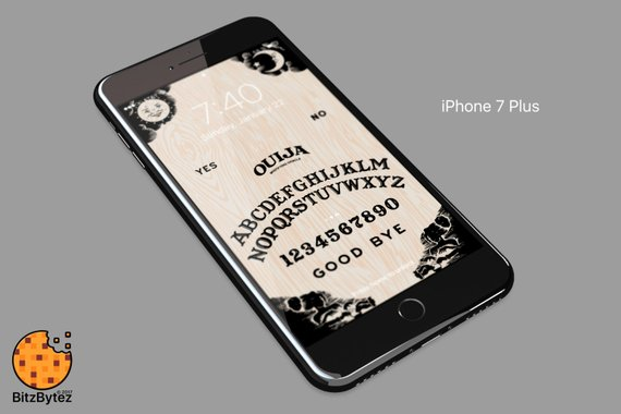 Ouija Iphone Background Wallpaper Mobile Cell Phone Personalized Lockscreen Background Iphone Background Wallpaper Iphone Background Iphone