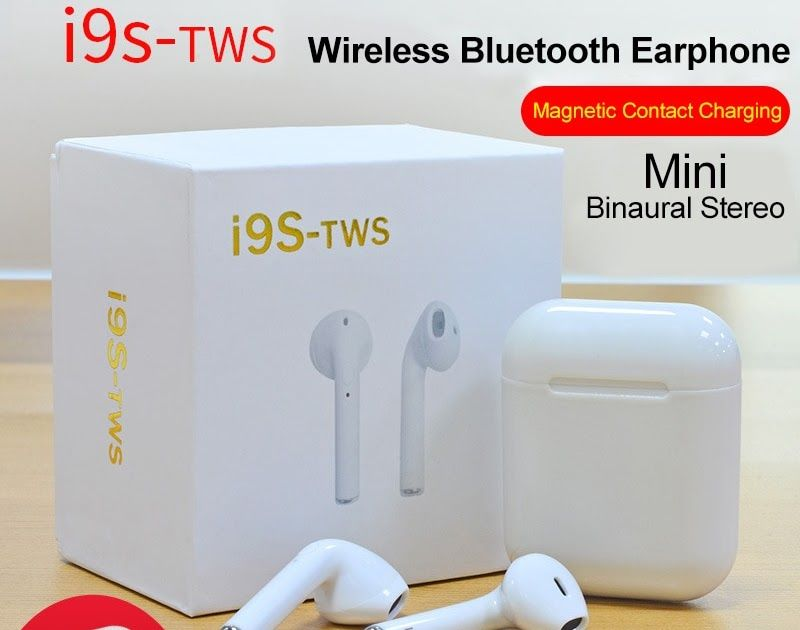 Big Sale I9s Tws Wireless Bluetooth Earphone Portable Bluetooth Headset Invisible Earbuds For Iphone X 8 7 Plu Wireless Bluetooth Bluetooth Earphones Bluetooth