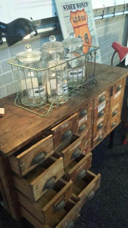 Oude apothekerskast - slaapkamer - marktplaats vraagprijs €325 ...