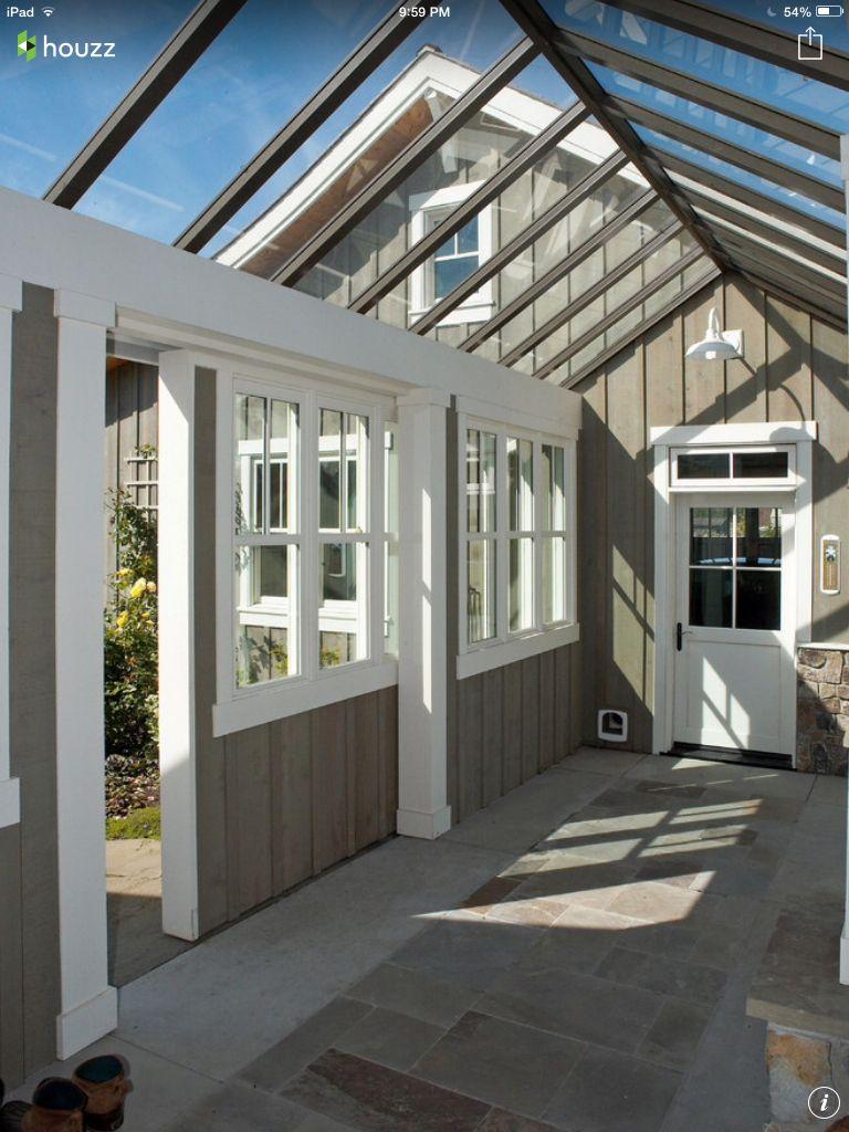 How To Build A Greenhouse Door