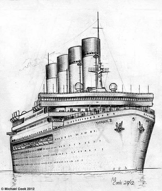 Pin Von Luca Harley Auf Titanic Pinterest Coloring Pages