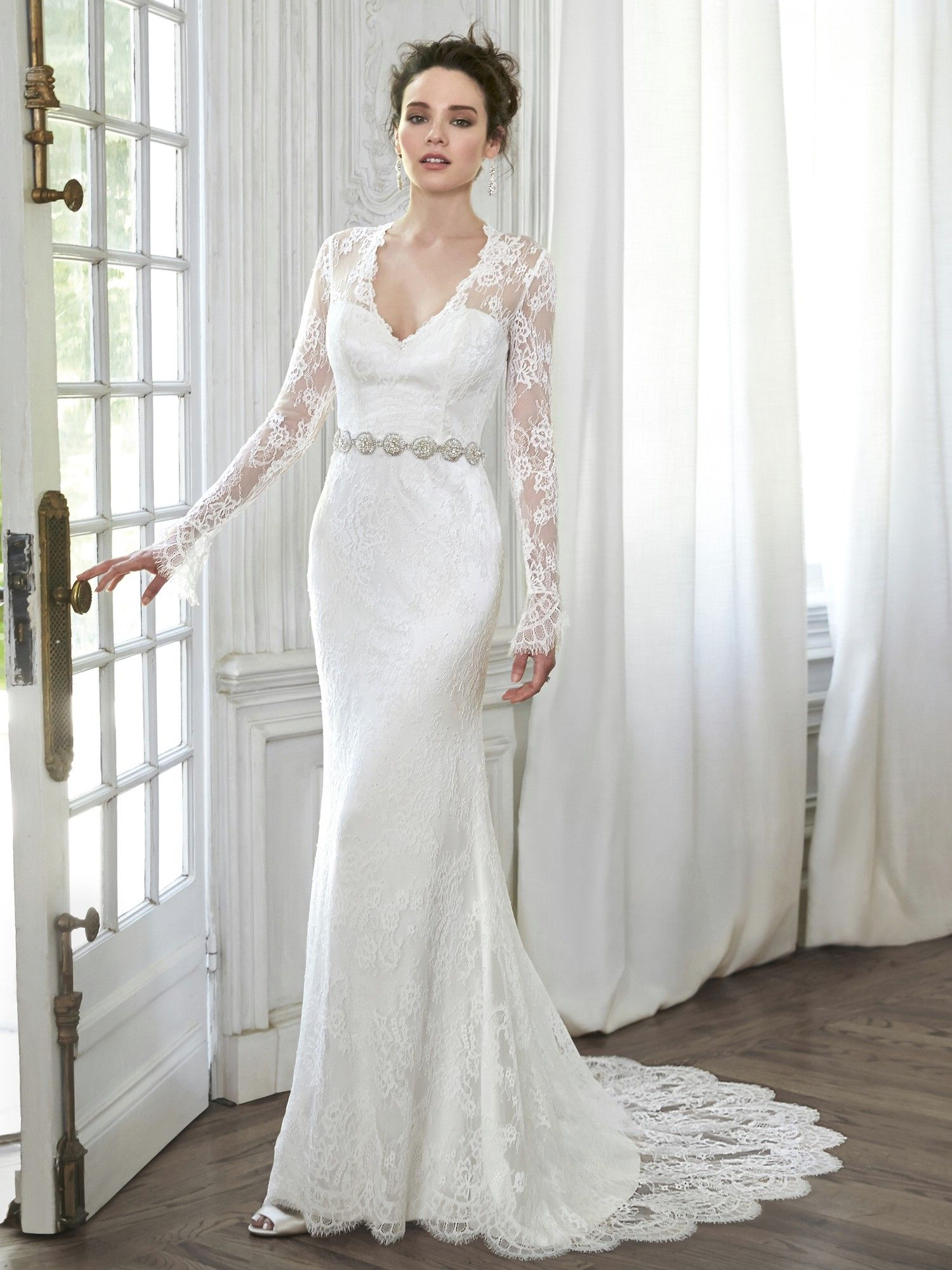 Maggie Sottero Wedding Dresses - Style Darla | Wedding dress ...