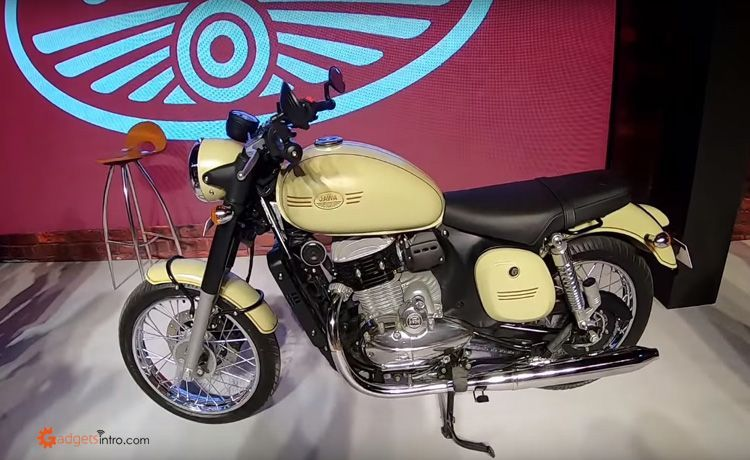 Unknown Things Of Jawa Bikes 2018 Forty