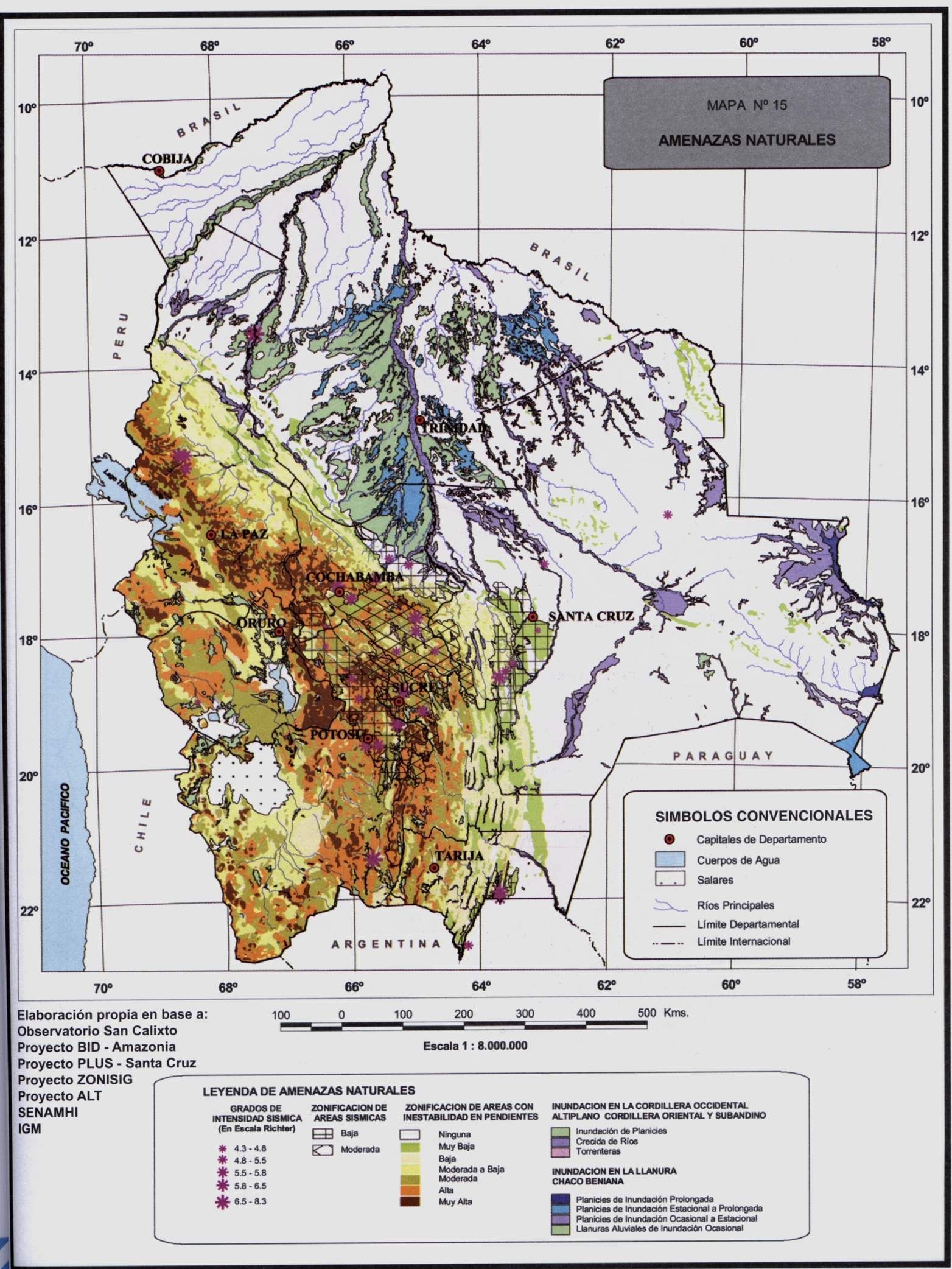 Find this Pin and more on Mapas de Bolivia by revollovladimir