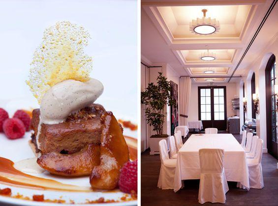5 Essential Special Occasion Restaurants In Los Angeles Fine Dining Restaurant Taco Stand Restaurant Empire