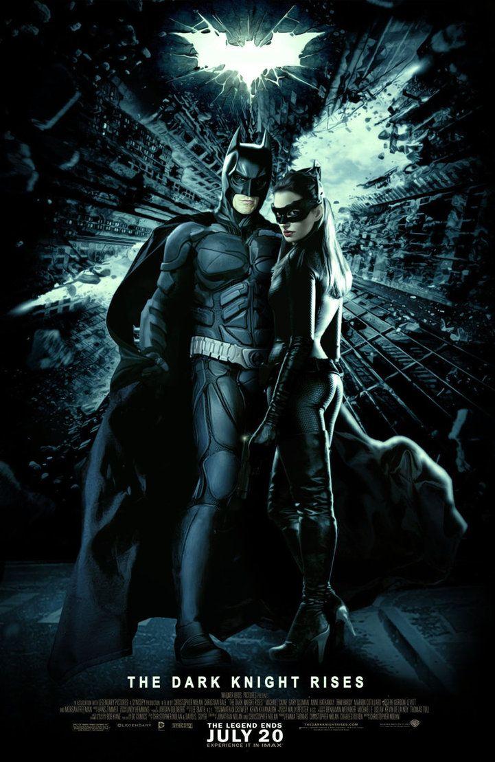 Dark Knight Rises by N8MA on DeviantArt