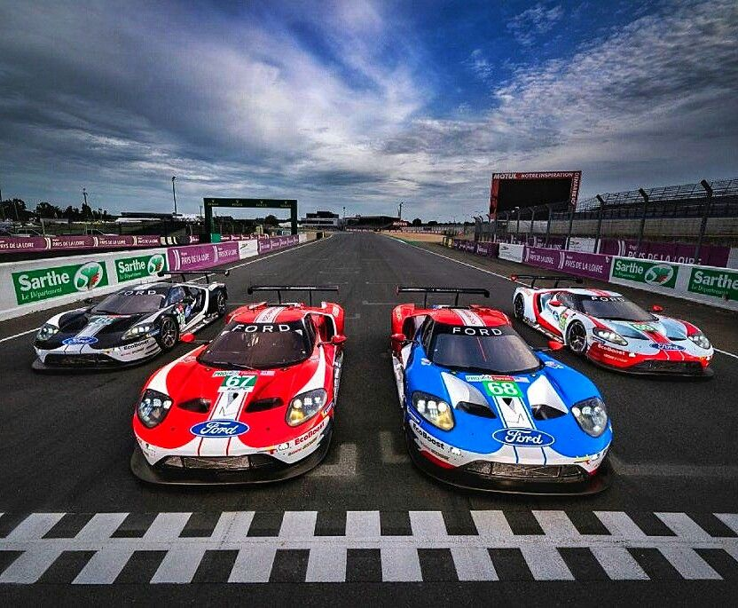 2019 Le Mans 24 50 Years Ago In 1969 Ford Drivers Jacky Ickx And Jackie Oliver Piloted Their Ford Gt40 To Victory Against The Mig Ford Gt Ford Racing Le Mans