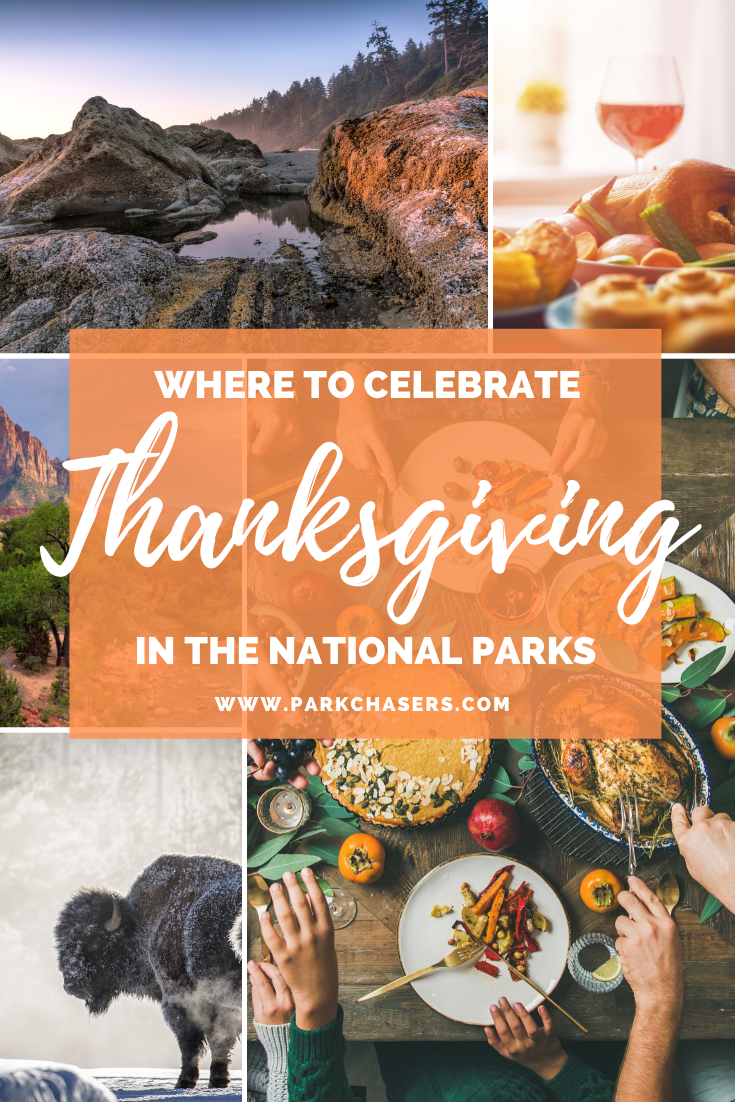 Where To Celebrate Thanksgiving In The National Parks Park Chasers National Parks Utah National Parks Congaree National Park