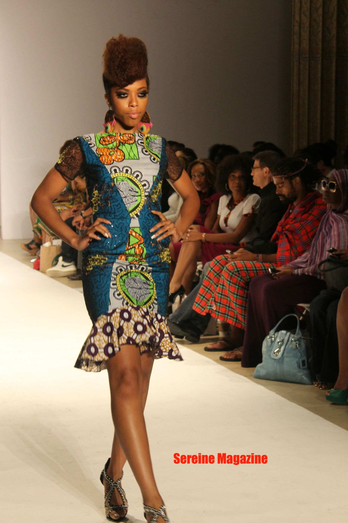 tissu africain createur