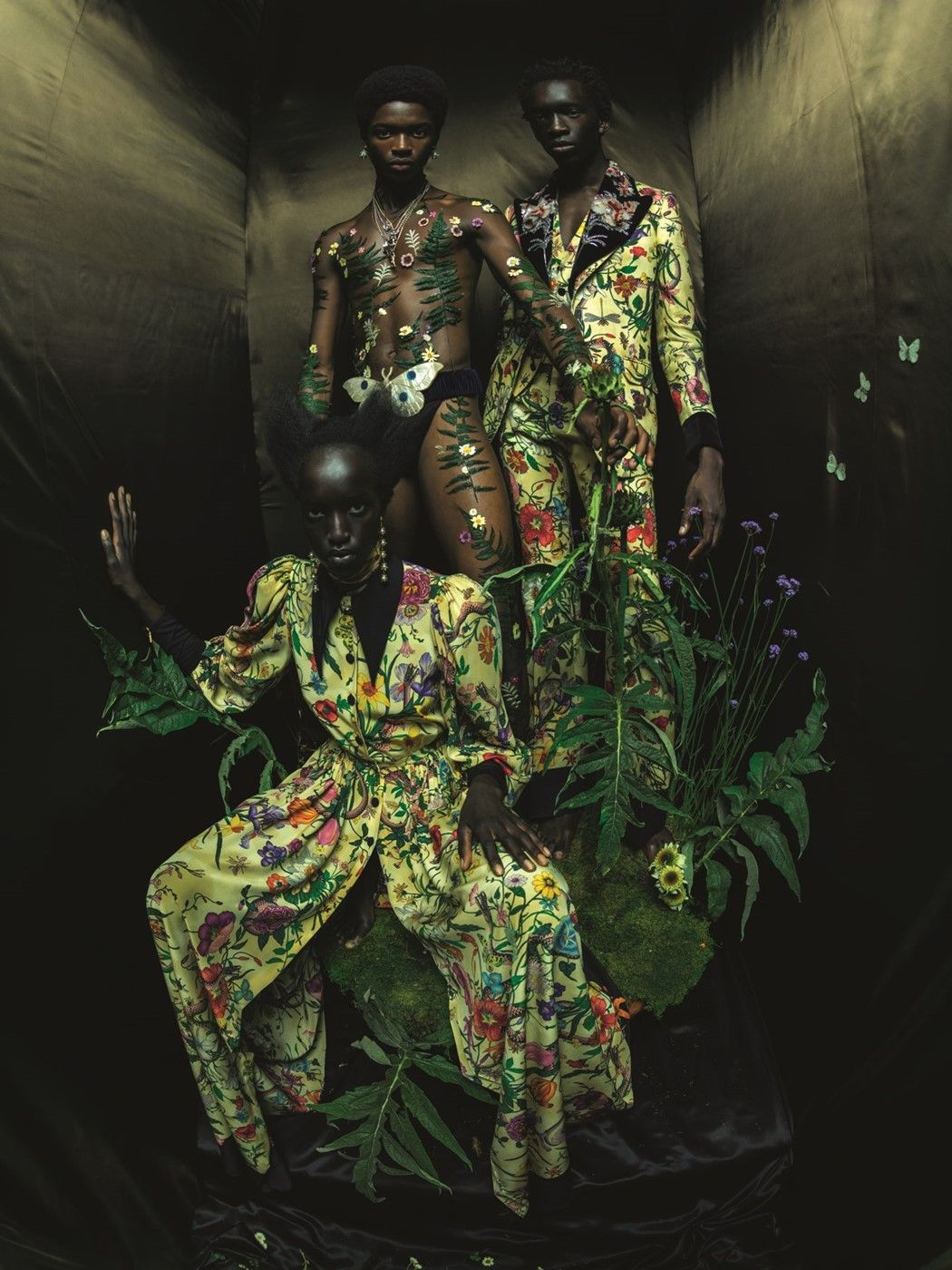 Inside the Arcane World of Gucci Photography Tim Walker