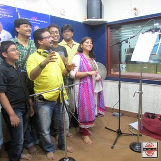 """A unique endeavor has been taken up by singer Piloo Bhattacharjee in the form of twelve songs to mark the occasion of Sachin Tendulkar retirement from the world of cricket. The album which has been titled """"We miss you Sachin"""" has been conceptualized by the singer to mark this occasion. : http://sholoanabangaliana.in/sachin-tendulkar-retirement-to-be-celebrated-in-style-by-kolkata-singer-piloo-bhattachjee-an-album-dedicated-to-the-little-master/"""