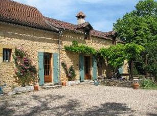This Beautiful Home Pictured Above Is Located In The French Countryside Typical Of Many