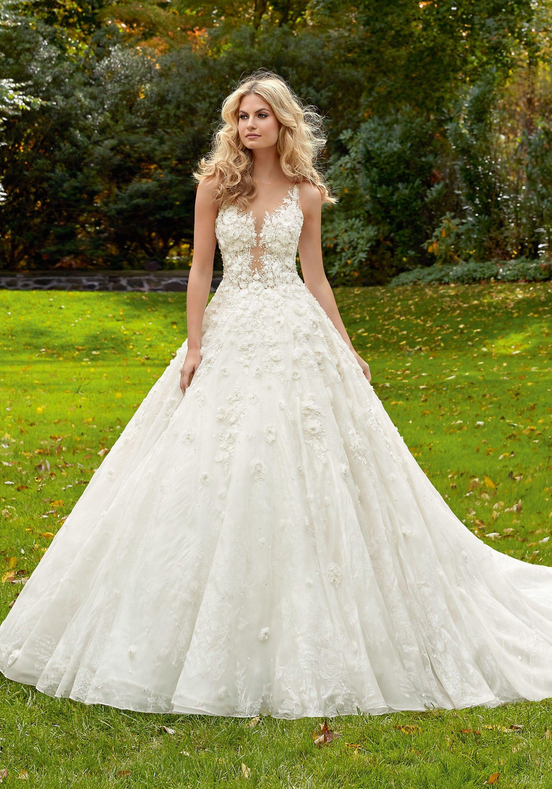 Mori Lee 8128 Maritza Wedding Dress