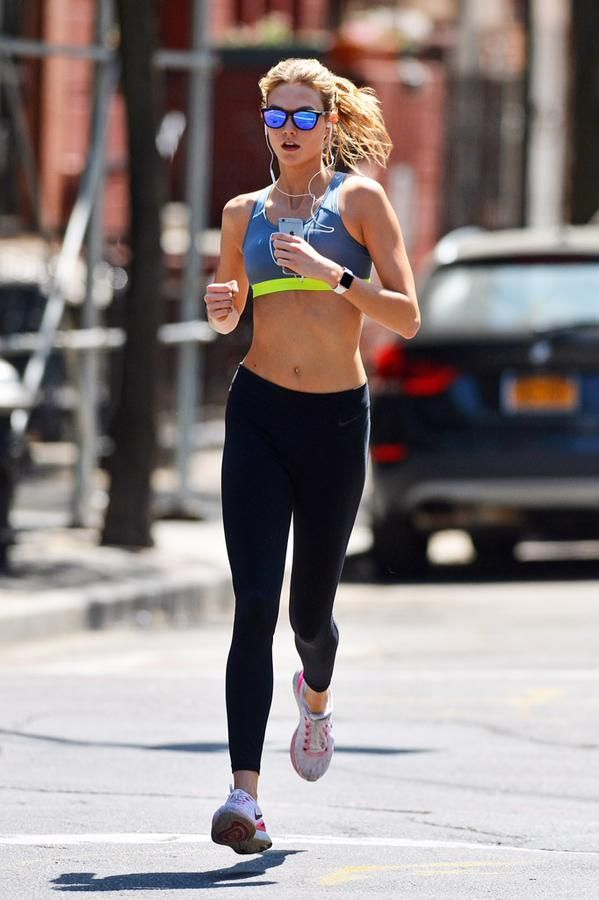 Karlie Kloss Updates On Fitness Karlie Kloss Karlie Kloss Style