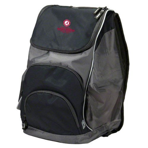 Alabama Crimson Tide 2012 BCS National Champions Action Backpack by Antigua. $47.99. This item ships same day if you order by 4pm Central (M-F). Begin your championship collection with this Alabama Crimson Tide 2013 BCS National Champions Action Backpack. This Alabama Crimson Tide bag features embroidered graphics and comes with padded carry straps. Cap off your team's winning year with this piece of Crimson Tide gear. BCS National Champions Bag Paded carry straps Zip clo...