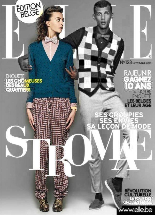 Stromae, Elle novembre 2013