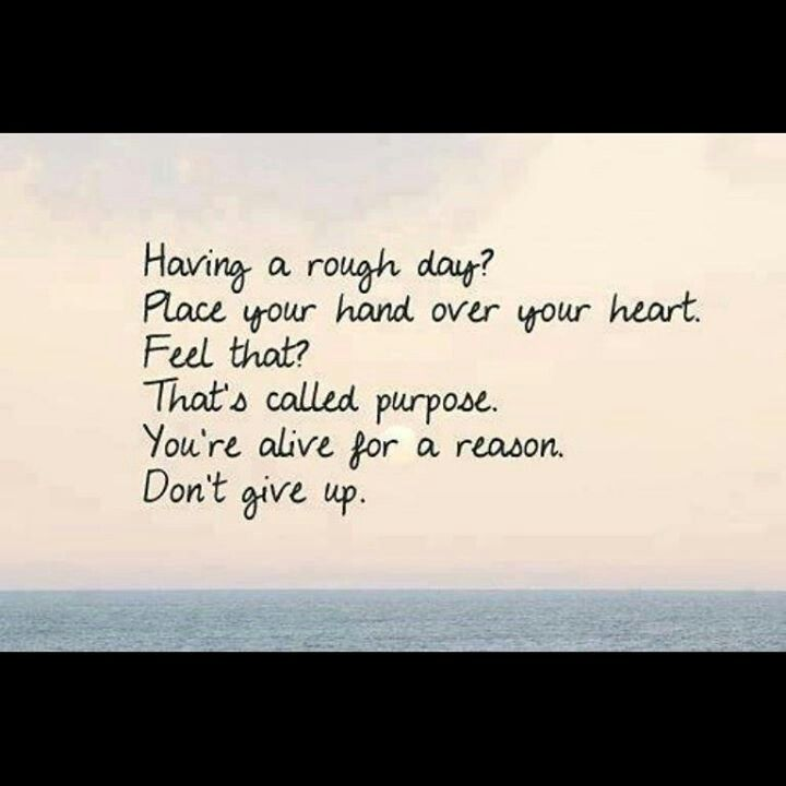 ... don't give up...