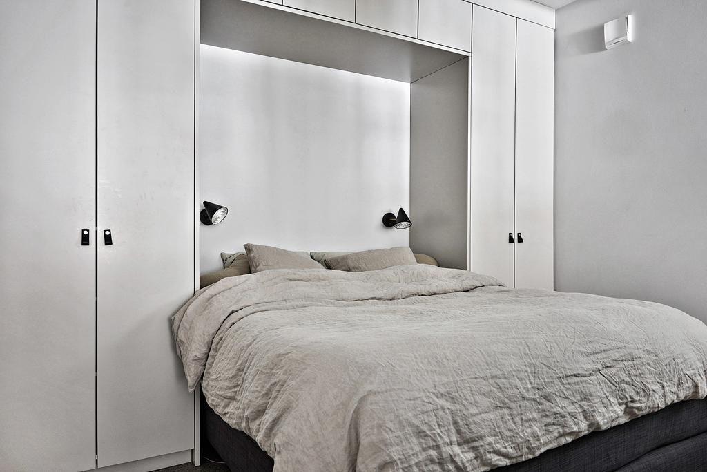 Une autre façon de créer une chambre dans un studio - PLANETE DECO a