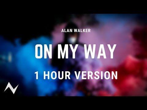 Alan Walker On My Way 1 Hour Version Pubg Mobile
