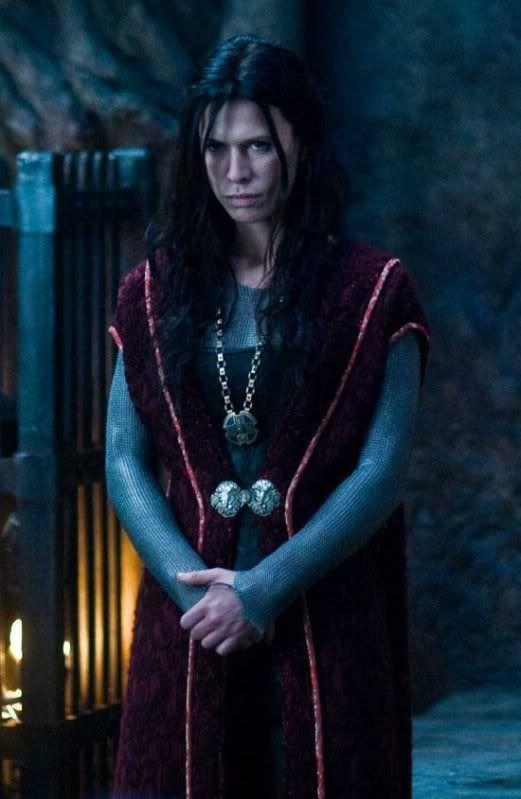 Sonja Underworld Robes Chainmail Female Vampire  Kate Beckinsale  Underworld Movies -5821