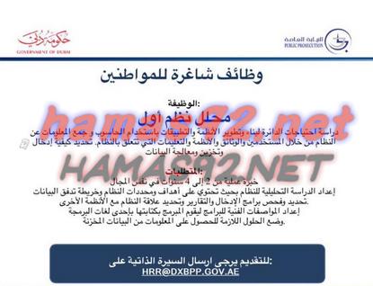 وظائف خاليه فى الامارات وظائف النيابة العام حكومة دبي Blog Blog Posts
