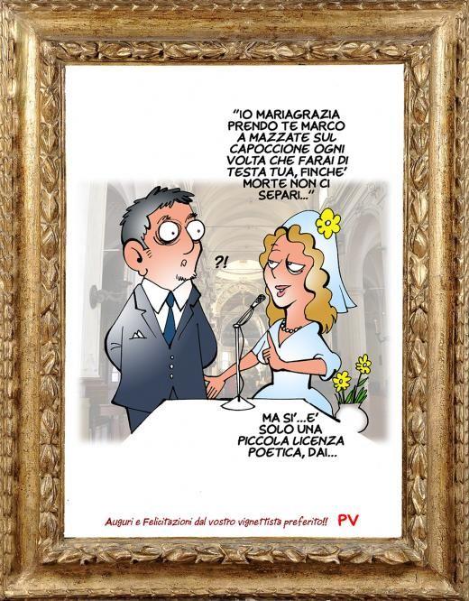 Anniversario Matrimonio Vignette.Matrimonio Matrimonio Divertente Immagini Divertenti