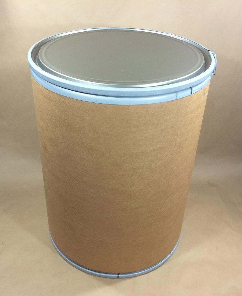 Fiber Drums Manufactured By Greif Fiber Barrels And